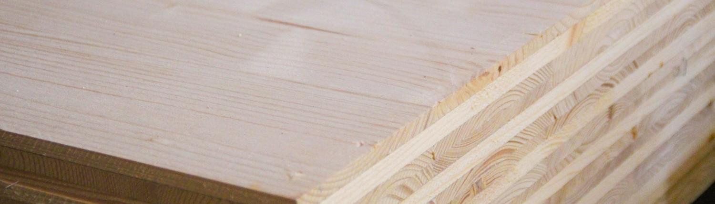 Naturholzplatten
